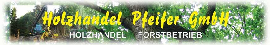 Logo von Holz-Handel Pfeifer GmbH